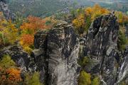 skalní věže nad Kuní jámou (Mardertelle) I