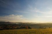 Pastevní vrch - ranní mlha II