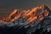 Pale di San Martino - Croda Grande a Monte Agner