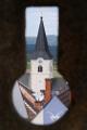 Weitra - věž kostela sv.Petra a Pavla