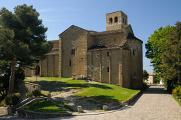 San Leo - románská katedrála