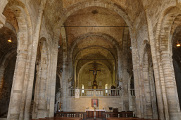 San Leo - interiér katedrály