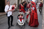 Assisi - slavnost