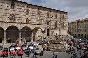 Perugia - Piazza IV Novembre - Duomo San Lorenzo