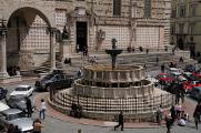Perugia - Piazza IV Novembre - Fontana Maggiore