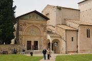 Perugia - Oratorio di San Bernardino