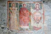 Perugia - Sant' Angelo - freska