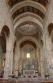 Assisi - San Pietro - interiér