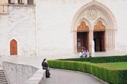 Assisi - Basilica di San Francesco - detail I