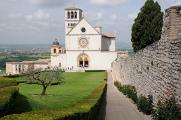 Assisi - Basilica di San Francesco III