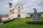 Assisi - Basilica di San Francesco VI