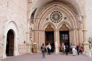 Assisi - Basilica di San Francesco - detail II
