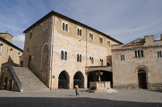 Bevagna - Piazza Filippo Silvestri