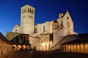 Assisi - Basilica di San Francesco VIII