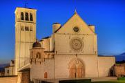 Assisi - Basilica di San Francesco IX