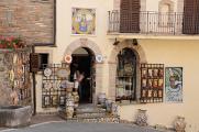 Deruta - obchod s keramikou