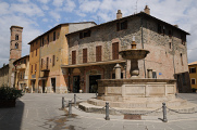 Deruta - Piazza Biordo Michelotti