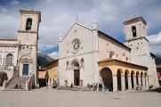 Norcia - Piazza San Benedetto I