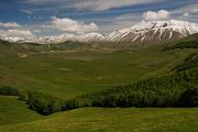 Monti Sibillini - Pian Grande - Cima del Redentore
