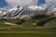 Monti Sibillini - Pian Perduto - M. Argentella