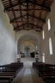 Abbazia di S. Eutizio - interiér kostela