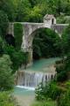Ascoli Piceno - most přes Torrente Castellano