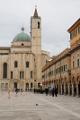 Ascoli Piceno - Piazza del Popolo - San Francesco