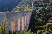 Spoleto - Ponte delle Torri a Fortilizio dei Mulini V
