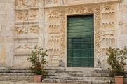 Spoleto - San Pietro - románské reliéfy III