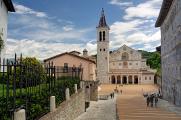 Spoleto - katedrála Santa Maria Assunta II