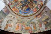 Spoleto - katedrála - Lippiho fresky