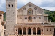 Spoleto - katedrála Santa Maria Assunta IV
