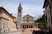 Spoleto - katedrála Santa Maria Assunta V