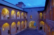 Spoleto - Rocca Albornoziana - Museo - fresky II