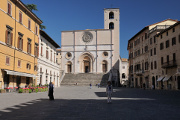 Todi - Piazza del Popolo - Duomo