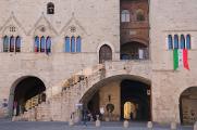 Todi - Piazza del Popolo - Palazzo Comunale I