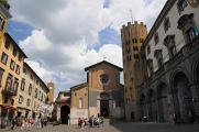 Orvieto - Piazza della Repubblica - Palazzo Comunale a Sant'Andrea