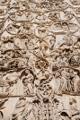 Orvieto - Duomo - detail výzdoby - basreliéf