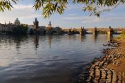 Vltava a Karlův most I