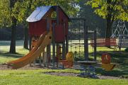 dětské hřiště ve Stromovce III