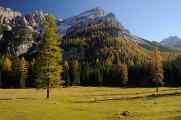horská louka Pian del Palui I