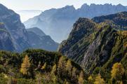 údolí Val Clusa I