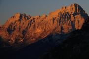 Monte Agner - Pale di San Martino
