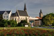 kostel sv. Rodiny a Černá věž I