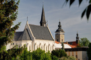 kostel sv. Rodiny a Černá věž II