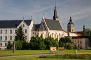 kostel sv. Rodiny a Černá věž III