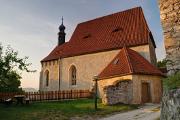 hradní kostel Nejsvětější trojice I