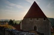 hradní kostel Nejsvětější trojice II