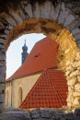 hradní kostel Nejsvětější trojice III