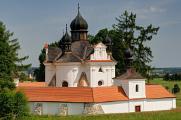 kostel Nejsvětější Trojice II